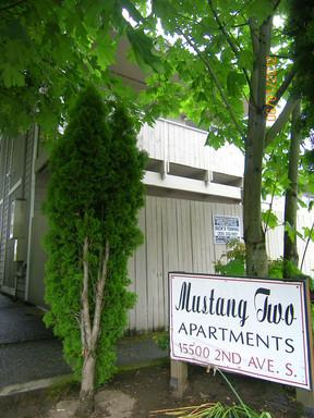 Great Location One Bedroom One Bath 2nd Flr. Co... - ONE BEDROOM, ONE BATH, 650 SF, BALCONY - CLOSE TO DOWNTOWN BURIEN, OFF STREET PARKING WITH ASSIGNED PARKING SPACES, COIN OP WASHER/DRYER IN BLDG