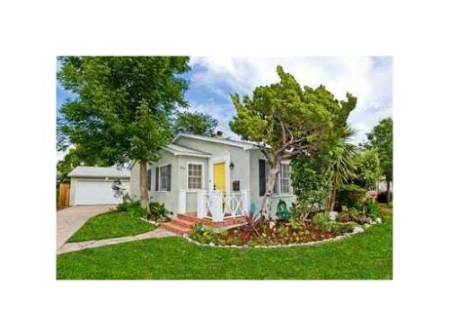 Talmadge: 3bd/1ba single level Home
