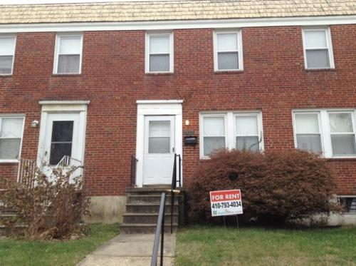 Baltimore: Recently Remodeled Townhouse, Quiet ...