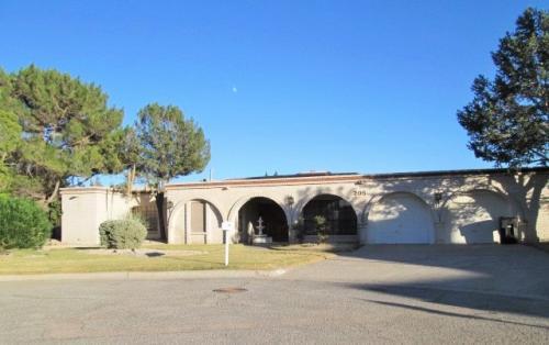 Santa Teresa NM