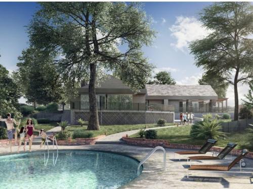 Summer Ridge Apartments Arlington Tx