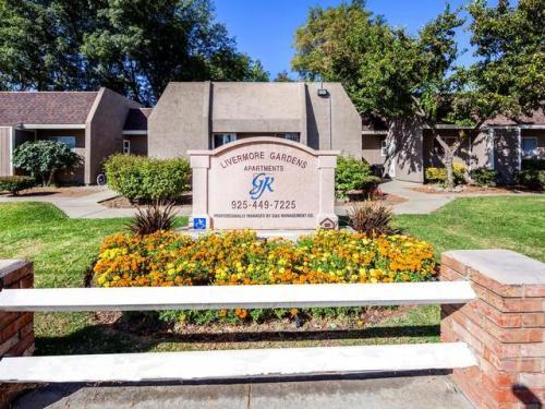 Livermore Gardens Apartments Livermore Ca